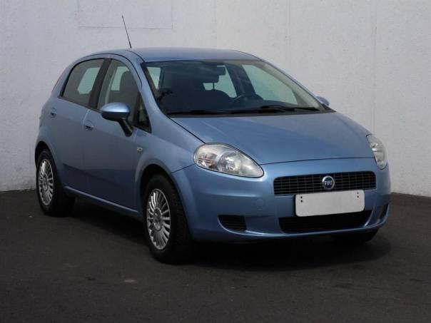 Fiat Grande Punto  1.2, klimatizace, foto 1 Auto – moto , Automobily | spěcháto.cz - bazar, inzerce zdarma