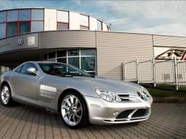 Mercedes-Benz Třída SLR 5.5   McLaren , Auto – moto , Automobily  | spěcháto.cz - bazar, inzerce zdarma