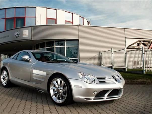 Mercedes-Benz Třída SLR 5.5   McLaren, foto 1 Auto – moto , Automobily | spěcháto.cz - bazar, inzerce zdarma