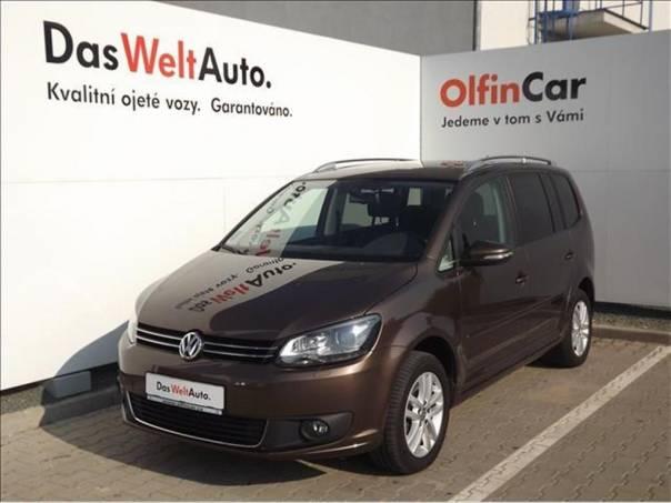 Volkswagen Touran 1,4 TSi CNG  ECOFUEL COMFORTLI, foto 1 Auto – moto , Automobily | spěcháto.cz - bazar, inzerce zdarma