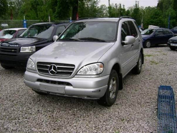 Mercedes-Benz Třída ML 2,7 ML 270 CDI  AutoWojcik, foto 1 Auto – moto , Automobily | spěcháto.cz - bazar, inzerce zdarma