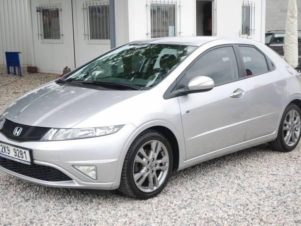 Honda Civic 1.8i 103kW AUTOMAT, foto 1 Auto – moto , Automobily | spěcháto.cz - bazar, inzerce zdarma