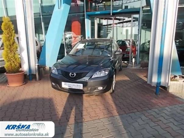Mazda 3 1,6 CD 1.6 CD, foto 1 Auto – moto , Automobily | spěcháto.cz - bazar, inzerce zdarma