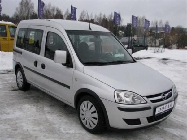 Opel Combo Tour 1.3 CDTI, klima, foto 1 Auto – moto , Automobily | spěcháto.cz - bazar, inzerce zdarma