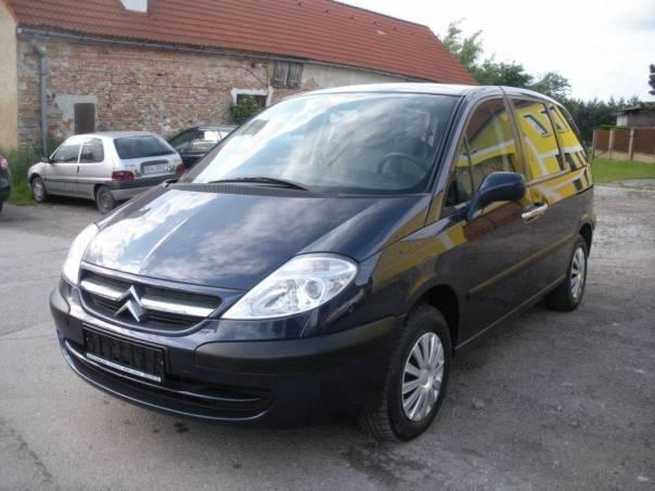 Citroën C8 2.0HDi Confort Pack, foto 1 Auto – moto , Automobily | spěcháto.cz - bazar, inzerce zdarma