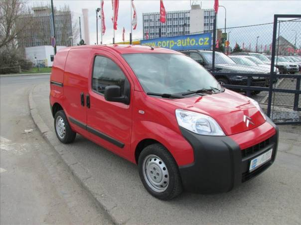 Citroën Nemo 1,4 HDI,EL.OKNA, foto 1 Užitkové a nákladní vozy, Do 7,5 t | spěcháto.cz - bazar, inzerce zdarma