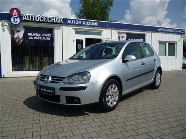 Volkswagen Golf 2.0 TDi digi KLIMA, TEMPOMAT  V, foto 1 Auto – moto , Automobily | spěcháto.cz - bazar, inzerce zdarma