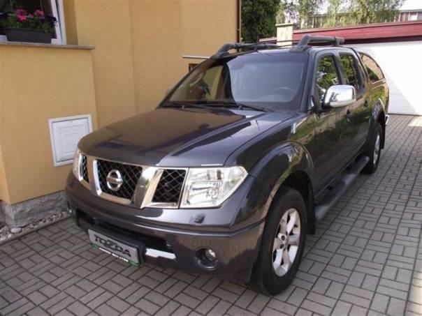 Nissan Navara 2,5 DCI Double Cab *model 2009, foto 1 Auto – moto , Automobily | spěcháto.cz - bazar, inzerce zdarma