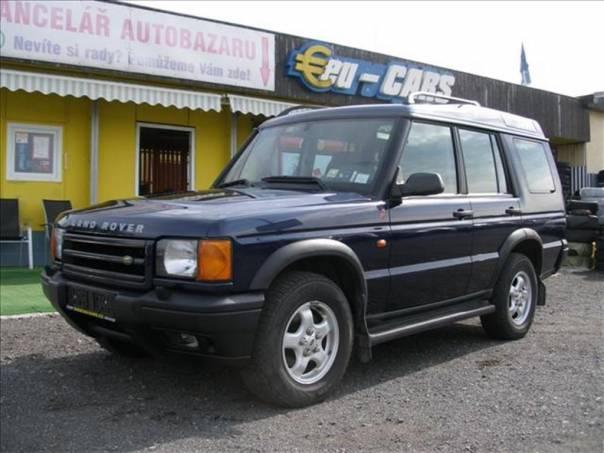 Land Rover Discovery 2,5 TD5,  ,4x4,DIGIKLIMA, foto 1 Auto – moto , Automobily | spěcháto.cz - bazar, inzerce zdarma