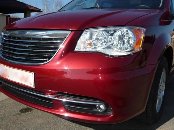 Chrysler Grand Voyager Pentastar flexfuel 3.6  nové LPG, foto 1 Auto – moto , Automobily | spěcháto.cz - bazar, inzerce zdarma