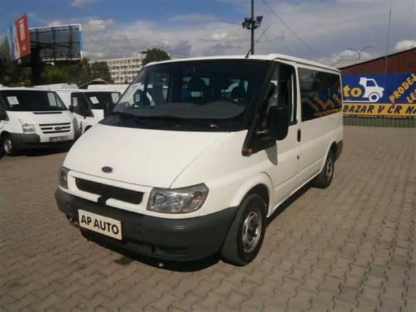 Ford Transit 300S 9MÍST A/C, foto 1 Užitkové a nákladní vozy, Autobusy | spěcháto.cz - bazar, inzerce zdarma