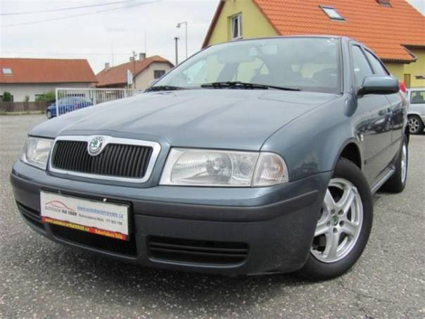 Škoda Octavia 1.9 TDI  kožené sedačky, foto 1 Auto – moto , Automobily | spěcháto.cz - bazar, inzerce zdarma