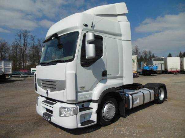 Renault Premium DXI 460 EEV Low Deck, foto 1 Užitkové a nákladní vozy, Nad 7,5 t | spěcháto.cz - bazar, inzerce zdarma