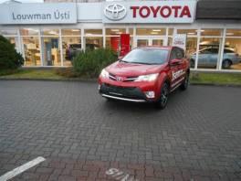 Toyota RAV4 2.2D-4D Active D+V+S - ÚSTÍ