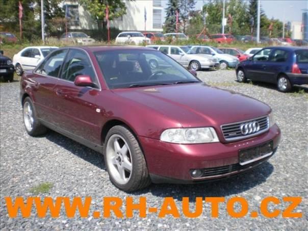 Audi A4 2,5 TDi QUATTRO CHROM PACKET, foto 1 Auto – moto , Automobily | spěcháto.cz - bazar, inzerce zdarma