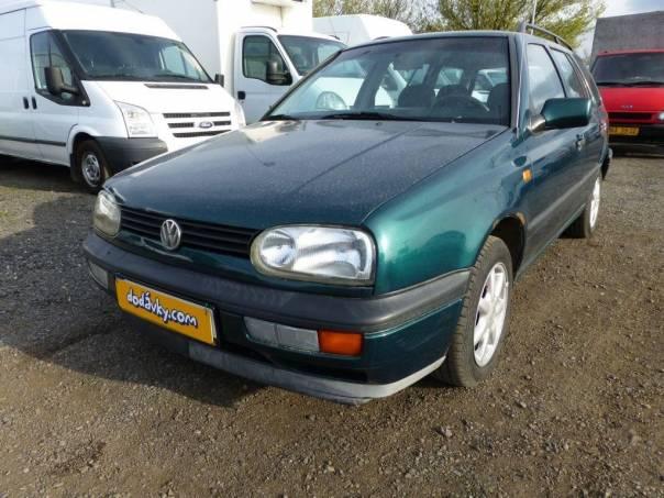 Volkswagen Golf Variant 1,8i, foto 1 Auto – moto , Automobily | spěcháto.cz - bazar, inzerce zdarma