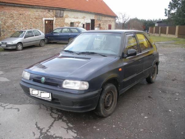Škoda Felicia 1.3 LXi  50 kW Eko zaplaceno, foto 1 Auto – moto , Automobily | spěcháto.cz - bazar, inzerce zdarma