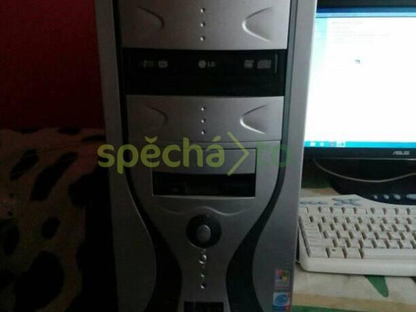 Starší PC Pentium 3GHz, 3GB RAM, 512MB GRAFIKA, foto 1 PC, tablety a příslušenství , Počítače | spěcháto.cz - bazar, inzerce zdarma