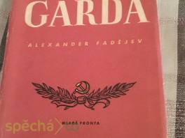 Mladá garda , Hobby, volný čas, Knihy  | spěcháto.cz - bazar, inzerce zdarma