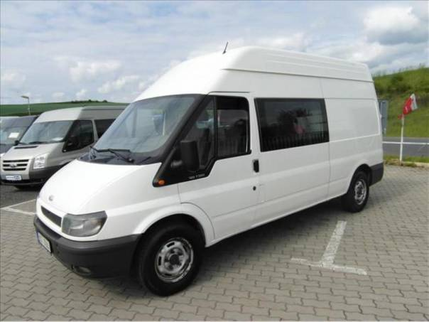 Ford Transit 2.4 Maxi 6 míst č.122., foto 1 Užitkové a nákladní vozy, Do 7,5 t | spěcháto.cz - bazar, inzerce zdarma