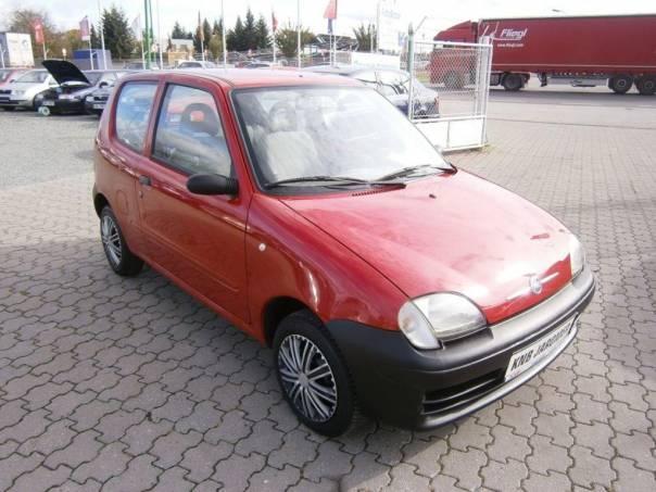 Fiat Seicento 1.1 servo,1.maj., foto 1 Auto – moto , Automobily | spěcháto.cz - bazar, inzerce zdarma