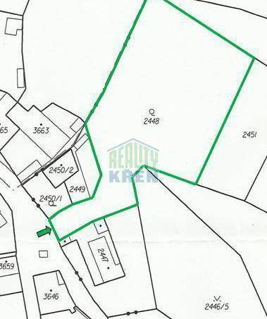 Prodej pozemku, Roztoky, foto 1 Reality, Pozemky | spěcháto.cz - bazar, inzerce