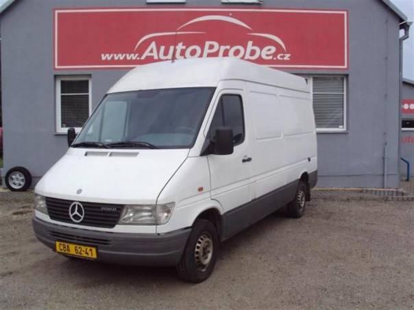 Mercedes-Benz Sprinter 208D L2H2, foto 1 Užitkové a nákladní vozy, Do 7,5 t | spěcháto.cz - bazar, inzerce zdarma