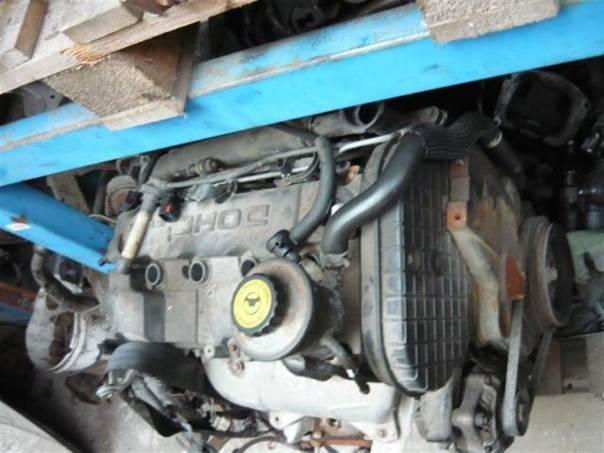 Chrysler PT Cruiser Motor 2,4i 16V, foto 1 Náhradní díly a příslušenství, Osobní vozy | spěcháto.cz - bazar, inzerce zdarma