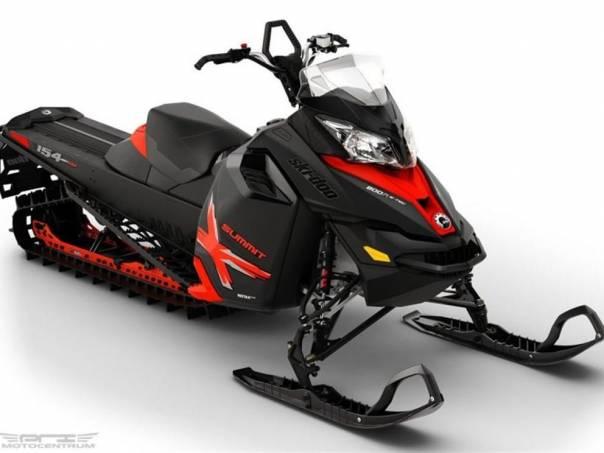 Ski-Doo Summit X, foto 1 Auto – moto , Motocykly a čtyřkolky | spěcháto.cz - bazar, inzerce zdarma