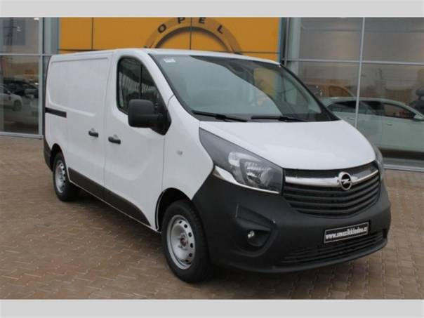 Opel Vivaro VAN L1H1 1.6 CDTI 90k, foto 1 Užitkové a nákladní vozy, Do 7,5 t | spěcháto.cz - bazar, inzerce zdarma