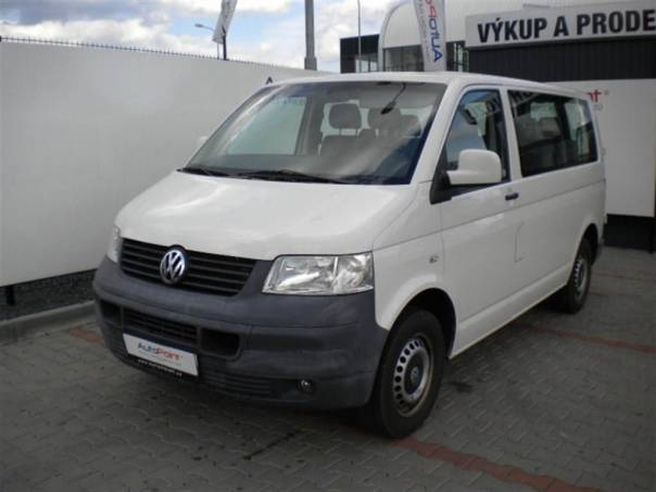 Volkswagen Transporter 1,9   1.9TDi 75kW,dobrý stav,D, foto 1 Auto – moto , Automobily | spěcháto.cz - bazar, inzerce zdarma