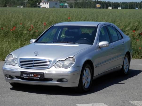 Mercedes-Benz Třída C 200 KOMPRESOR * ELEGANCE *, foto 1 Auto – moto , Automobily | spěcháto.cz - bazar, inzerce zdarma