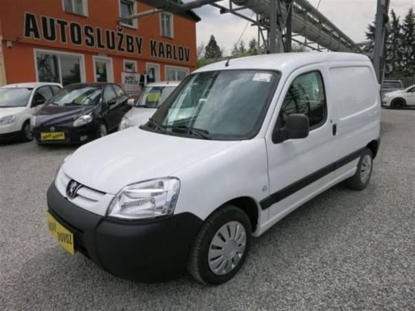 Peugeot Partner 1.6 HDi,pěkný stav , foto 1 Užitkové a nákladní vozy, Do 7,5 t   spěcháto.cz - bazar, inzerce zdarma