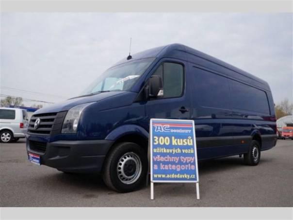 Volkswagen Crafter 2.0/120kw maxi xl klima, foto 1 Užitkové a nákladní vozy, Do 7,5 t | spěcháto.cz - bazar, inzerce zdarma