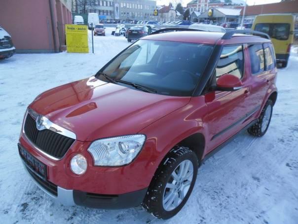 Škoda Yeti 2.0 TDI Ambiente Odpočet DPH, foto 1 Auto – moto , Automobily | spěcháto.cz - bazar, inzerce zdarma