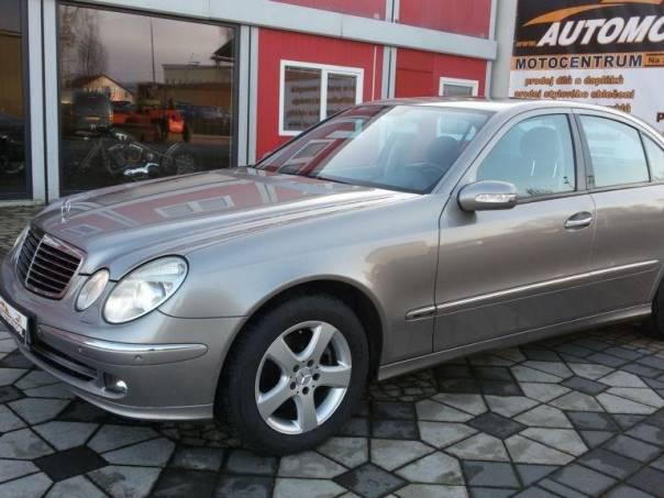 Mercedes-Benz Třída E E 320 CDI Avantgarde, foto 1 Auto – moto , Automobily   spěcháto.cz - bazar, inzerce zdarma