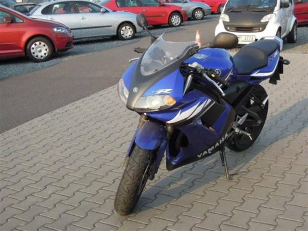 TZR 50, foto 1 Auto – moto , Motocykly a čtyřkolky | spěcháto.cz - bazar, inzerce zdarma