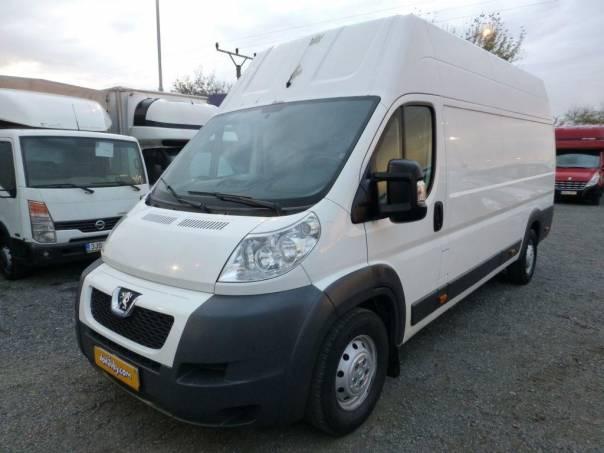 Peugeot Boxer L5H3 2,2HDi + klima, foto 1 Užitkové a nákladní vozy, Do 7,5 t | spěcháto.cz - bazar, inzerce zdarma