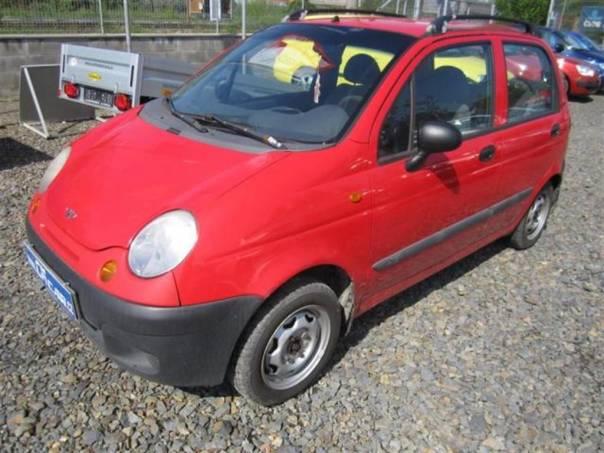 Daewoo Matiz 0,8i, foto 1 Auto – moto , Automobily | spěcháto.cz - bazar, inzerce zdarma
