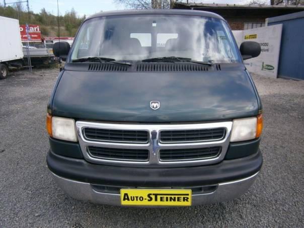 Dodge RAM 5.3i VAN, foto 1 Užitkové a nákladní vozy, Do 7,5 t | spěcháto.cz - bazar, inzerce zdarma