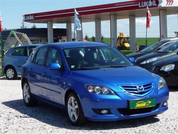 Mazda 3 1.6i 16V **SPORT**, foto 1 Auto – moto , Automobily | spěcháto.cz - bazar, inzerce zdarma