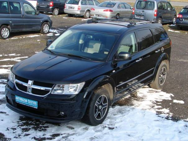 Dodge Journey 2,0CRD, foto 1 Auto – moto , Automobily | spěcháto.cz - bazar, inzerce zdarma