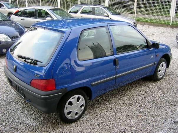 Peugeot 106 1,0, foto 1 Auto – moto , Automobily | spěcháto.cz - bazar, inzerce zdarma