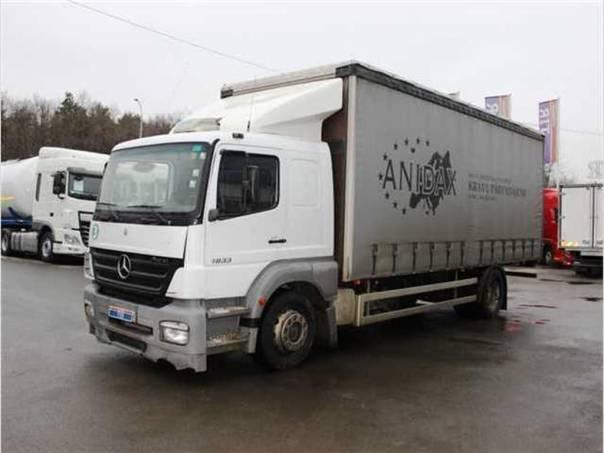 AXOR 1833, foto 1 Užitkové a nákladní vozy, Nad 7,5 t | spěcháto.cz - bazar, inzerce zdarma