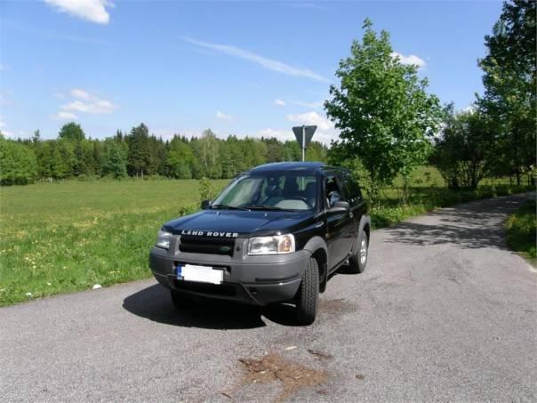 Land Rover Freelander 1.8i, 16V, 4x4, r.v.1999, foto 1 Auto – moto , Automobily | spěcháto.cz - bazar, inzerce zdarma