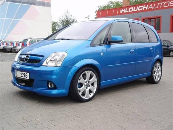 Opel Meriva 1,6   OPC, foto 1 Auto – moto , Automobily | spěcháto.cz - bazar, inzerce zdarma