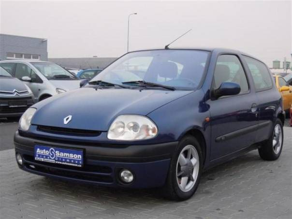 Renault Clio 1.6i -16V *KLIMATIZACE*, foto 1 Auto – moto , Automobily | spěcháto.cz - bazar, inzerce zdarma