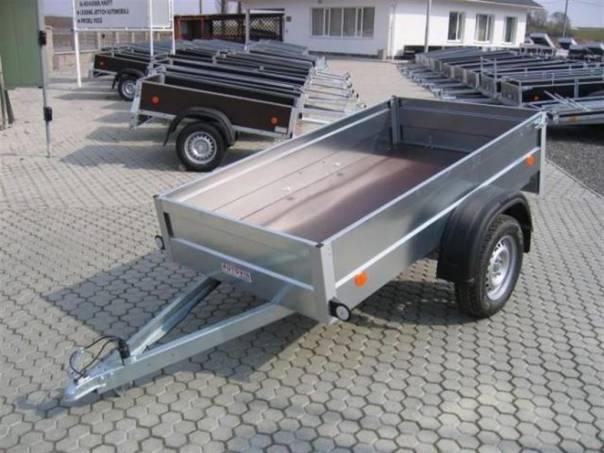 HD3 750kg 2,06/1,11/0,35, foto 1 Užitkové a nákladní vozy, Přívěsy a návěsy | spěcháto.cz - bazar, inzerce zdarma