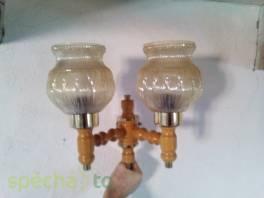 Nástěnné světlo , Bydlení a vybavení, Osvětlení  | spěcháto.cz - bazar, inzerce zdarma