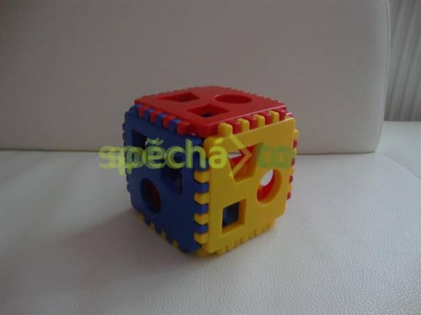 Dětská vkládačka (kostka), foto 1 Pro děti, Hračky | spěcháto.cz - bazar, inzerce zdarma